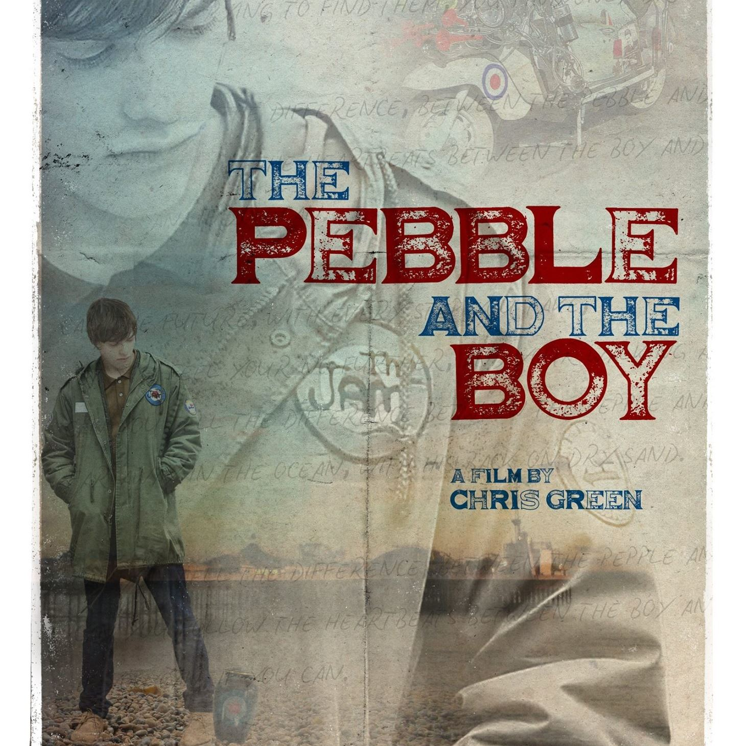 The Pebble and The Boy News image